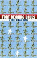 Fort Benning Blues dust jacket front