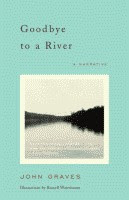 Goodbye to a River paperback front cover