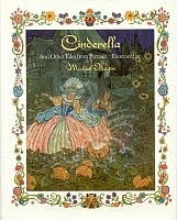 Cinderella and Other Tales from Perrault by Michael Hauge paperback edition front cover