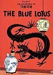 A color photo of the front cover of the 'The Blue Lotus'.