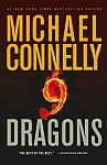 A color photo fo the front cover of 'Nine Dragons' by Michael Connelly.