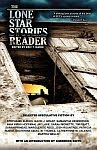 A color photo of the front cover of 'The Lone Star Stores Reader' edited by Eric T. Martin.