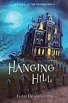 A color photo of the front cover of 'The Hanging Hill' by Chris Grabenstein.