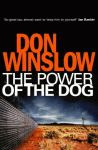 A color photo of the front cover of 'The Power of the Dog' by Don Winslow.
