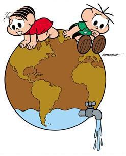 Que tal cuidarmos do nosso planeta???