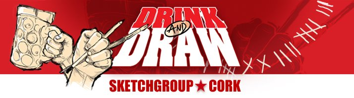Drink and Draw Cork