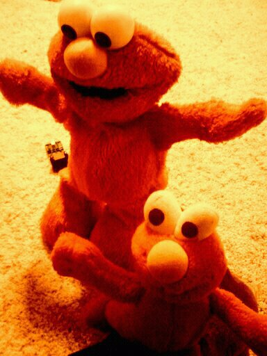 Attack of the Elmos