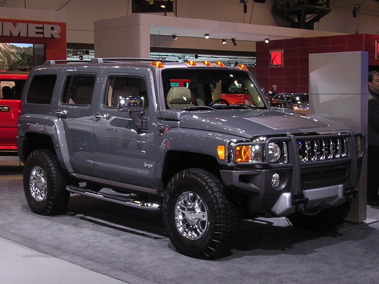 2008 hummer H3 Alpha Hummer h3 wallpapers