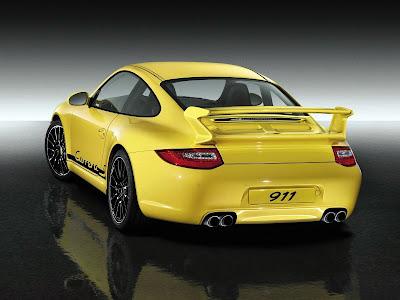 Wallpaper Picture of 2010 Porsche 911 Tequipment Aerokit Cup