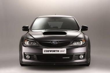 Picture of Cosworth Subaru Impreza STI CS400
