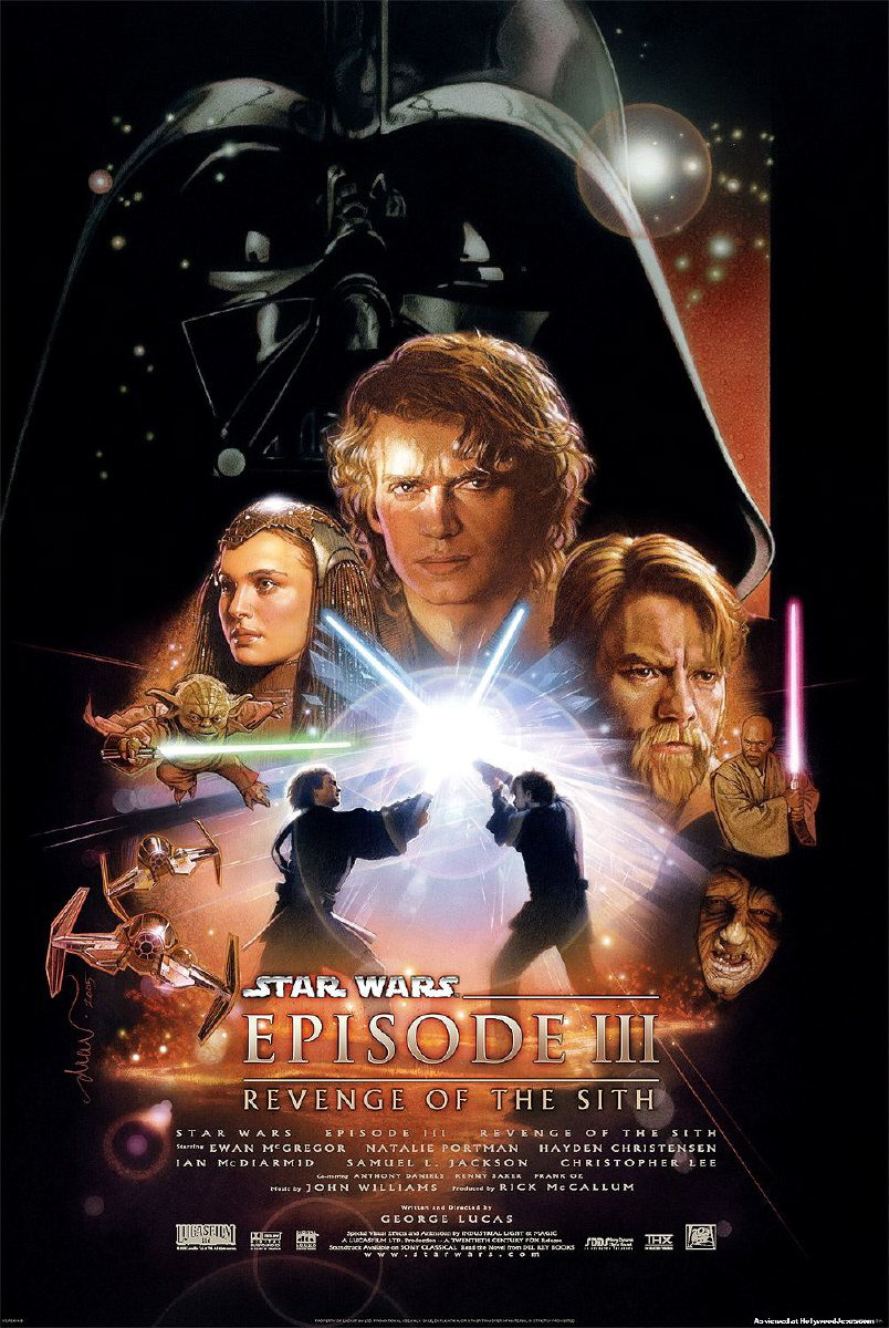 Star Wars Episode 3 : Revenge of the Sith Poster