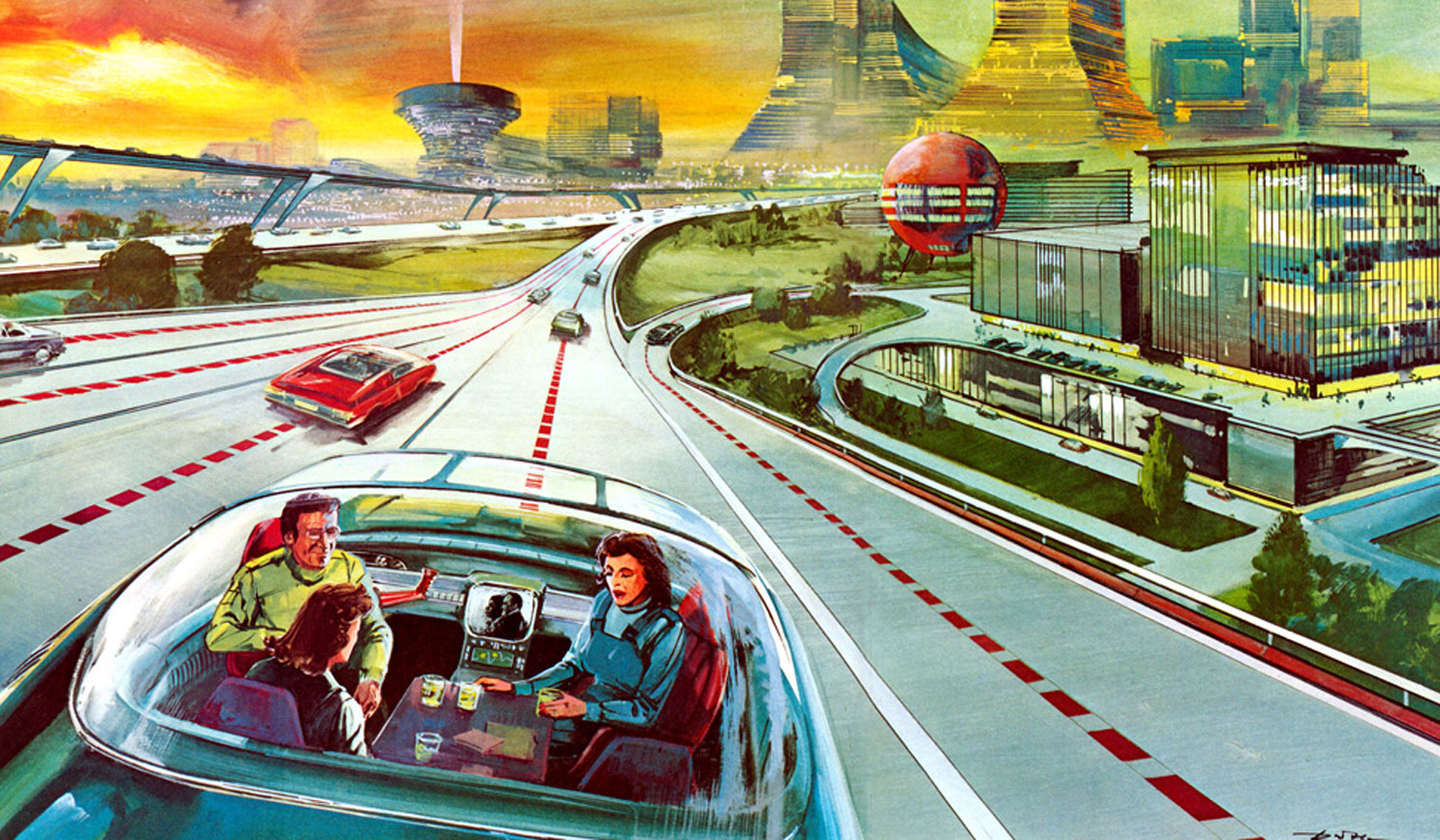 The future from the 1950s