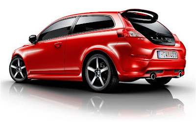 2011 Volvo C30 Protection System