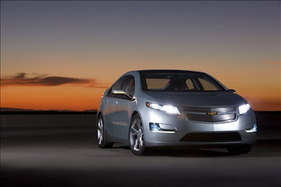 New Auto 2011 Chevrolet Volt
