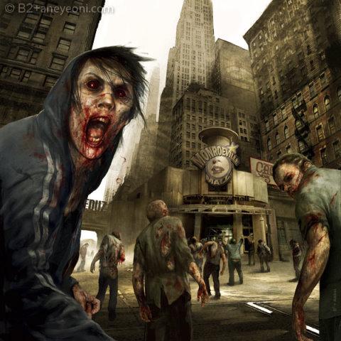 que hacer en caso de un apocalipsis zombie