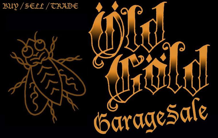 OldGoldGarageSale