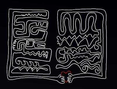 Poesia visual: Lios de pareja