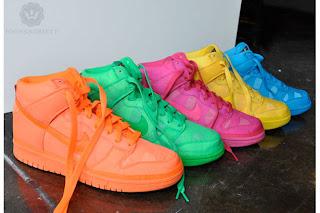 Phly Outta Mind  Nike Sportswear x Nylon Magazine Dunk High Pack 8e7afc0b82