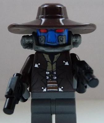 LEGO Star Wars Cad Bane