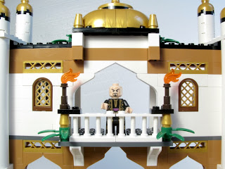 LEGO Prince of Persia Battle of Alamut Nizam
