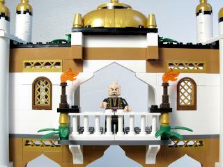 LEGO Prince of Persia Battle of Alamut Nizam