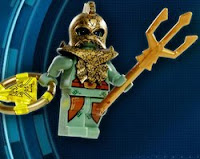 Atlantis Naga Warrior from Portal of Atlantis Set