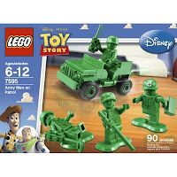 LEGO Toy Story Army Men On Patrol 7595