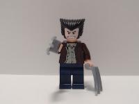 Wolverine custom minifigure