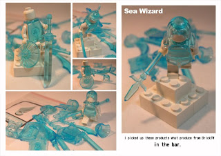 Tigerggyy BrickTW Sea Wizard