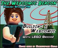 Webcomic Beacon Episode 119