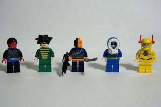 Levork's DC Supervillans