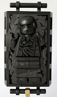 LEGO Carbonite Chamber Front