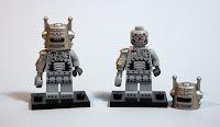LEGO Collectible Minifigure Series 1 Robot