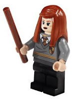 LEGO Harry Potter Ginny Weasley in School Uniform
