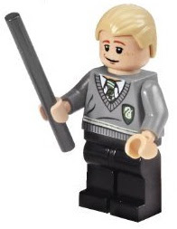 LEGO Harry Potter Draco Malfoy