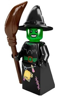 LEGO Collectible Minifigures Series 2 The Witch