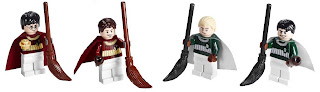 LEGO Harry Potter Quidditch Teams