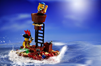 lego kraken attackin instructions