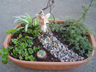D k odds 39 n ends fairy garden - Fairy garden containers for sale ...
