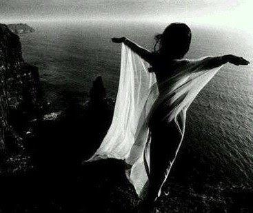 mulher livre,liberdade,mar,free woman, flies freely