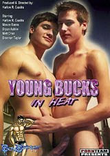 Harlow Cuadra - Young Bucks In Heat
