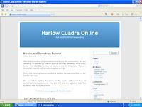 Harlow Cuadra's Blog