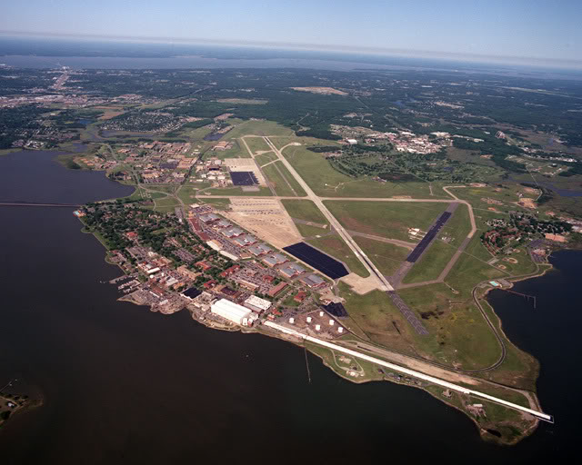 Langley AFB / Hampton VA