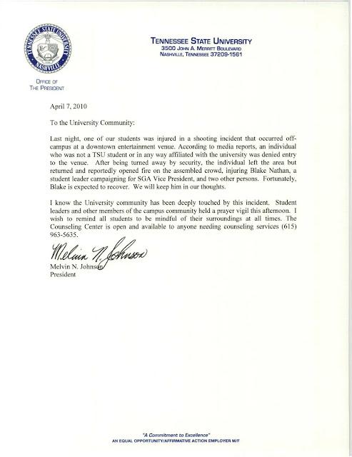 tennessee state university newsroom tsu president melvin