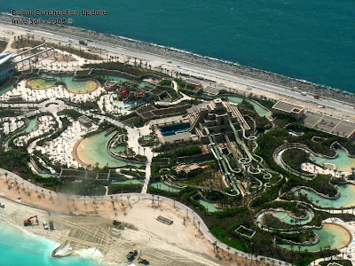 The Palm Paradise Island, Luxury Atlantis Resort in Dubai