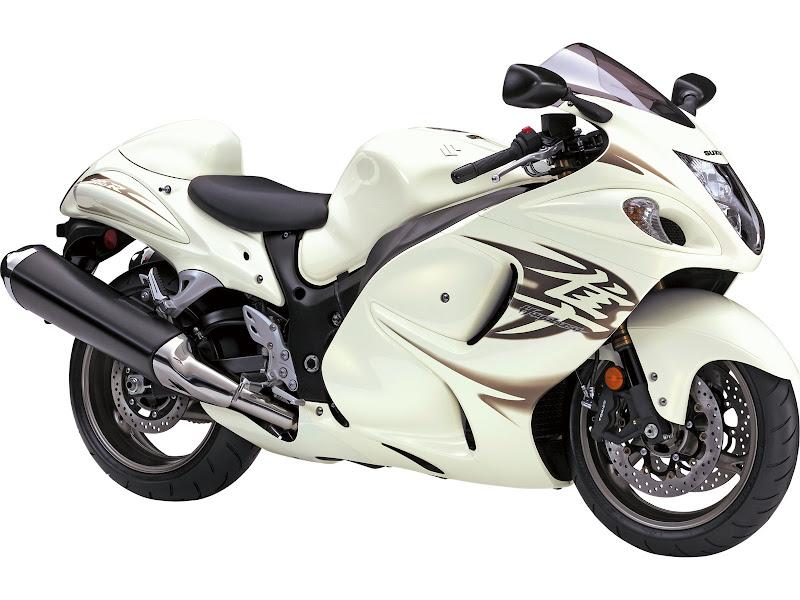 Gambar Motor Supersport Suzuki Hayabusa 2011