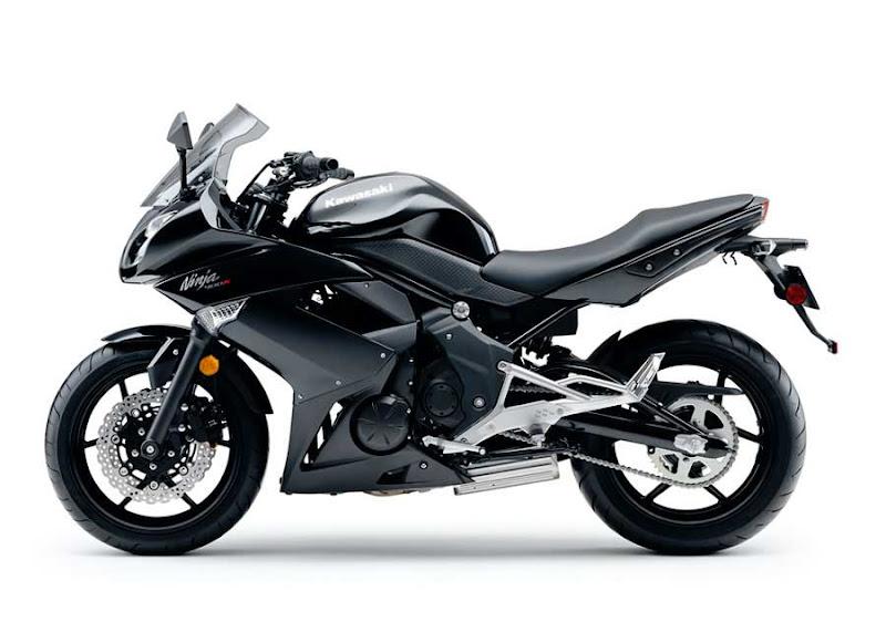 Street Sport Kawasaki Ninja 400R 2011