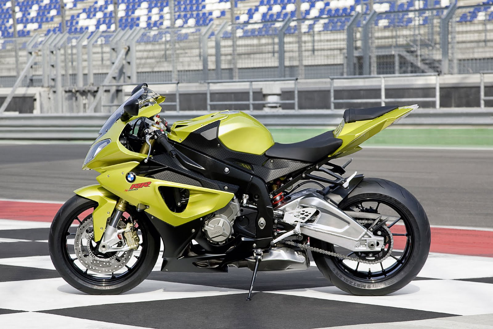 Gambar Motor Sport BMW S1000RR   Free Style W