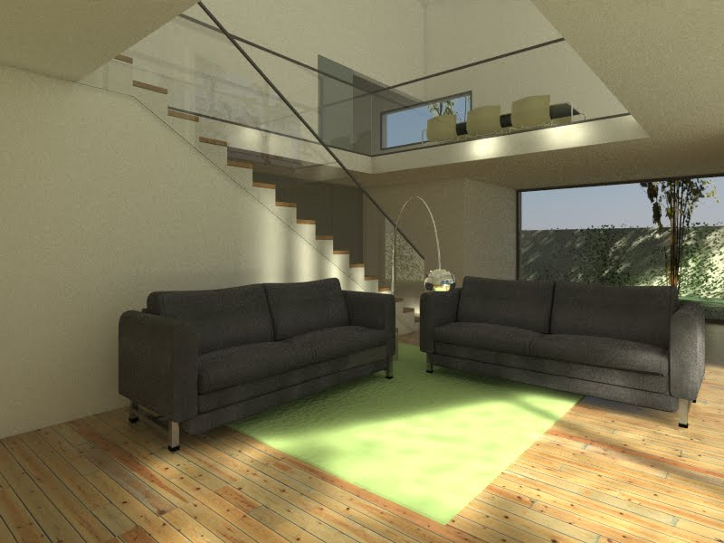 Colores diseo y decoracin de interiores de casasideas - Colores de interiores ...