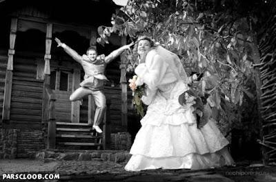 عکس: شیوههای جدید و مدرن برای عکس های عروسی